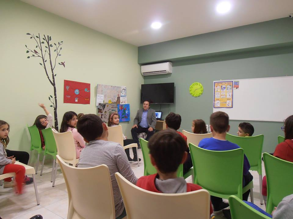 Ομιλία Γιατρού-Αγωγή Υγείας